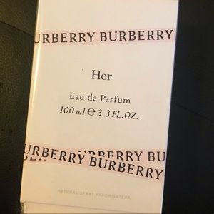 Burberry Her Fragrance